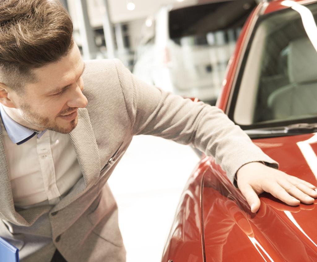 L'état des lieux de votre véhicule dans votre parking Longue Durée Roissy